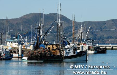A Csendes-óceánon a fenntartható halászatot vizsgálják